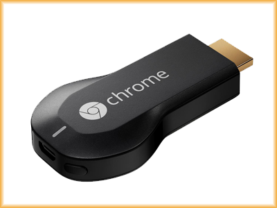 C-Play og Chromecast