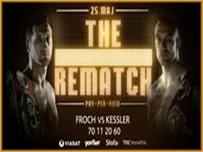 Super Six bokseevent – Kessler vs. Froch